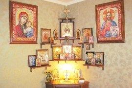 Які ікони можуть бути у вас в домі