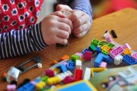 Що розвиває конструктор Лего?