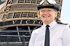 Впервые за 500 лет женщина получила звание адмирала на британском Королевском флоте