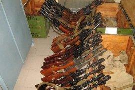 Куда девали миллионы ППШ на складах, после того как на вооружение приняли АК
