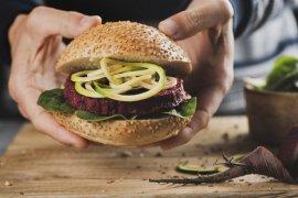 Як приготувати вегетаріанський бургер: 5 котлет без м'яса і риби