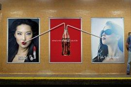 Реклама Coca-Cola: 5 необычных дизайнерских решений