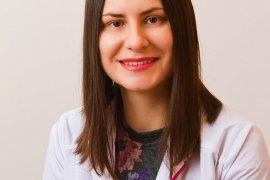 Диетолог, рефлексотерапевт Мазяр Алеся Владимировна