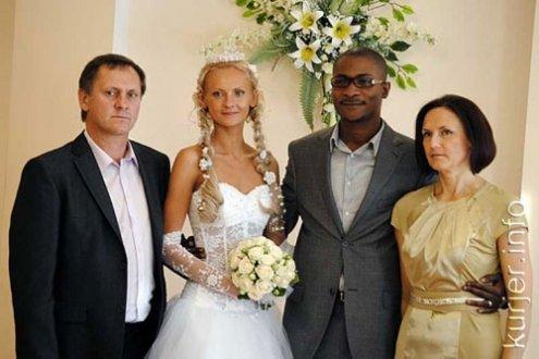 Перебування одружених іноземців в Україні