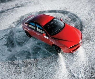 Три фатальні помилки зимового керування автомобілем