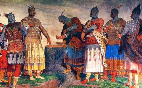 ТОП-10 незвичайних скіфських звичаїв і обрядів