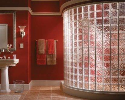История создания популярных стеклоблоков
