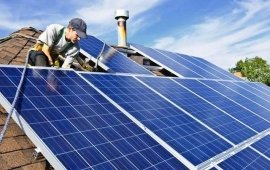 Альтернативне опалення. Сонячні електростанції.